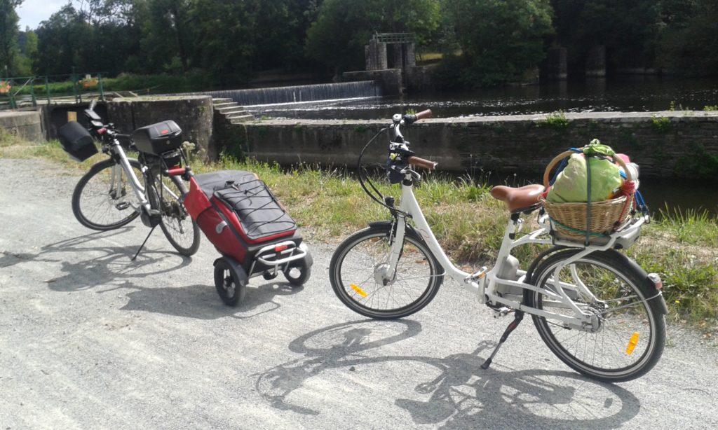 Le choix des vélos